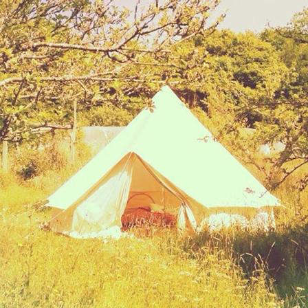 4m diameter Standard Bell tent
