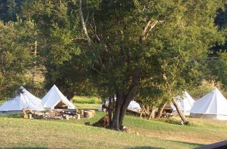 belltent1 ... & The Ultimate Australian Summer Festival Tent ~ The Bell Tent ...