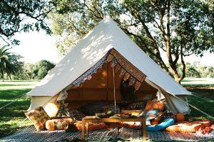 5m diameter Ultimate PRO Bell Tent