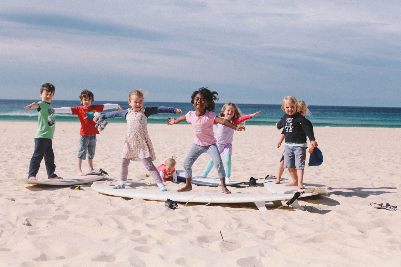 Surfing Mums Image used with permission from Surfing Mums Australia, not for profit organization