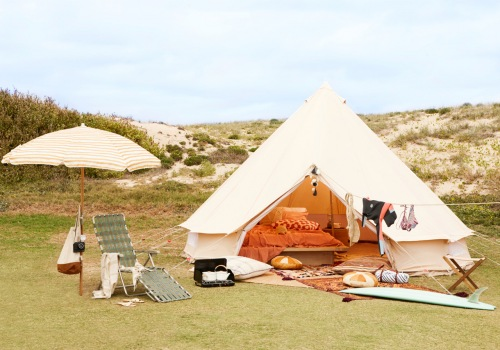 Breathe Bell Tents Australia Glamping Canvas Tents