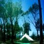 4m diameter Bell Tent Canvas Tent