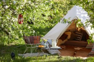 Sibley Tent Canvas Tent, Camping tent, Canvas Tent, Glamping tent