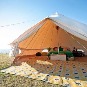 5m diameter Ultimate Bell Tent
