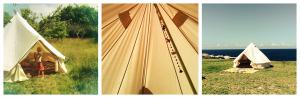4m diameter Ultimate PRO bell Tent