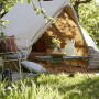 3m diameter Ultimate Bell Tent the ideal tent for the Australian Climate