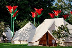 6m diameter Ulitmate PRO Emperor Twin Bell Tent