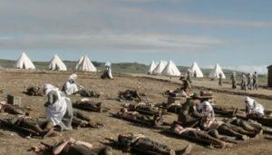 ANZAC Girls World War 1 Bell Tent Camp