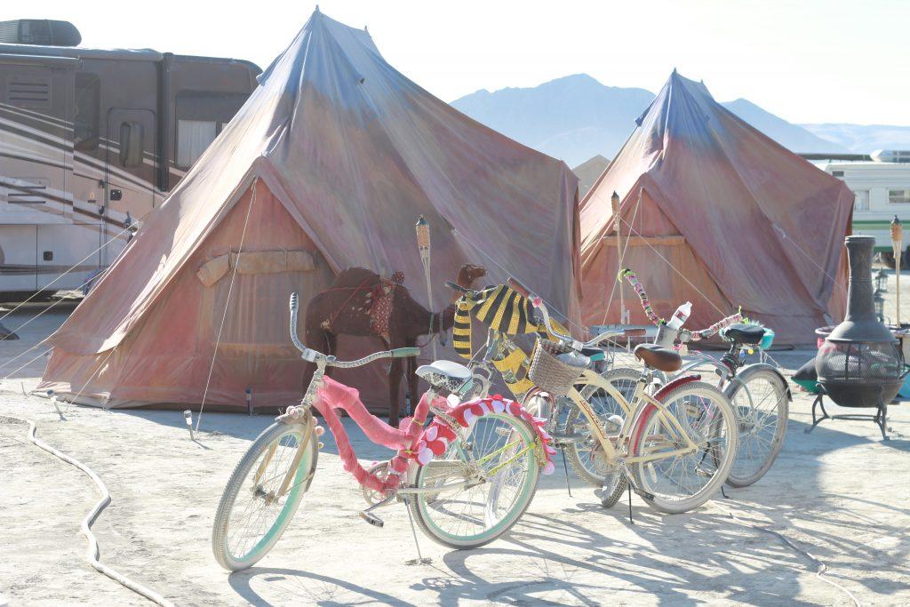 6m diameter Emperor Twin Bell tent