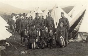 World War 2 Photographs Bell Tent Army Camps