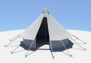 Bell Tent Design World war 2 Gallipoli