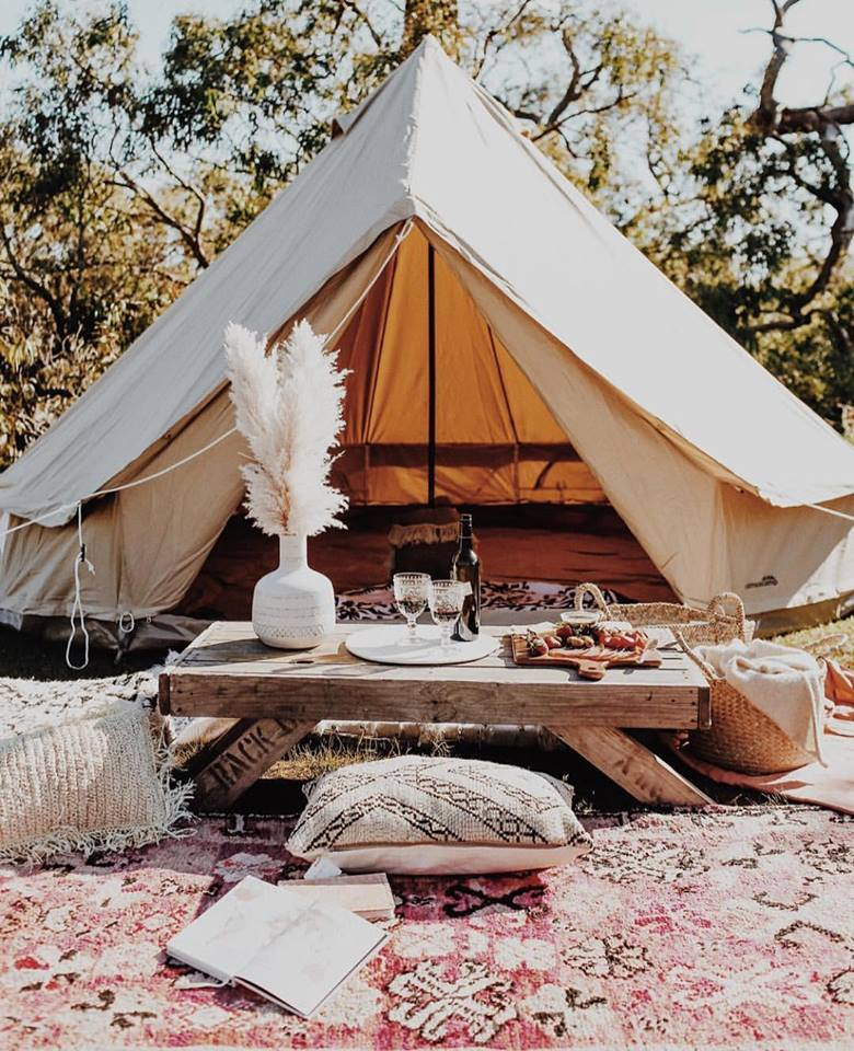 Is it time to re-waterproof your bell tent - Breathe Bell ...
