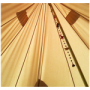 4m diameter Ultimate PRO Bell Tent Canvas Tent Sibley