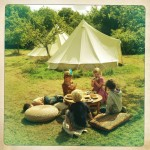 4m diameter Ultimate Pro Bell tent 360gsm Canvas and 650gsm groundsheet