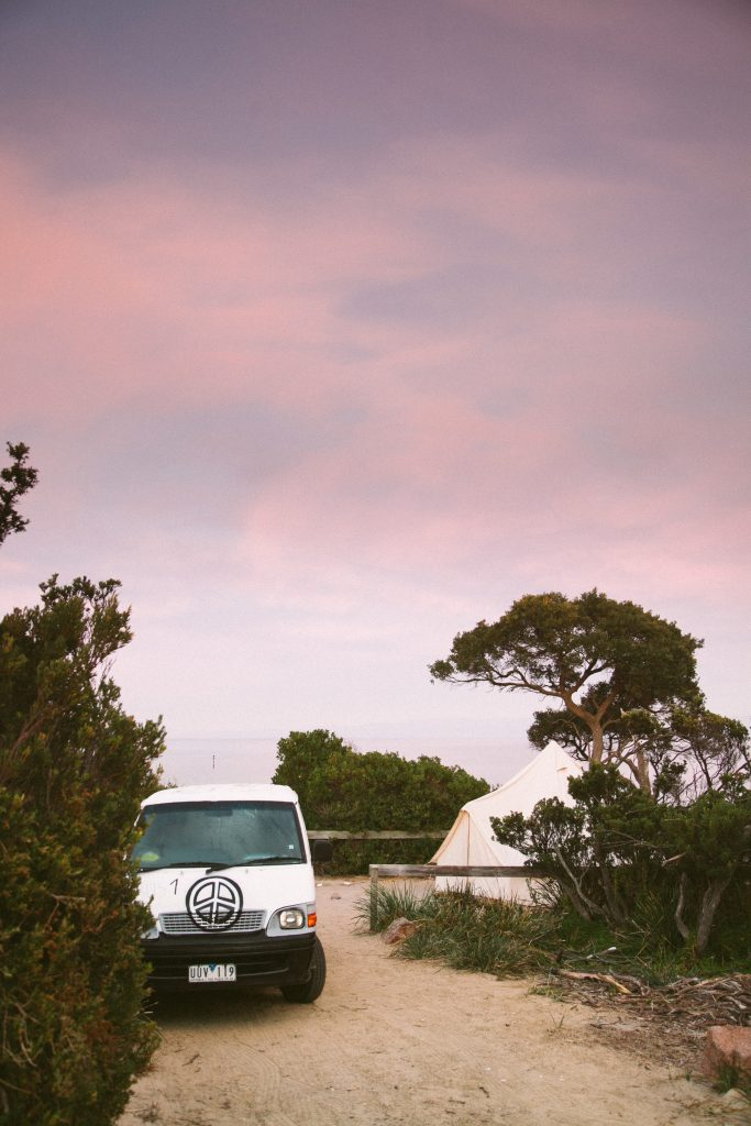 bell tent camping trip with bell tent australia
