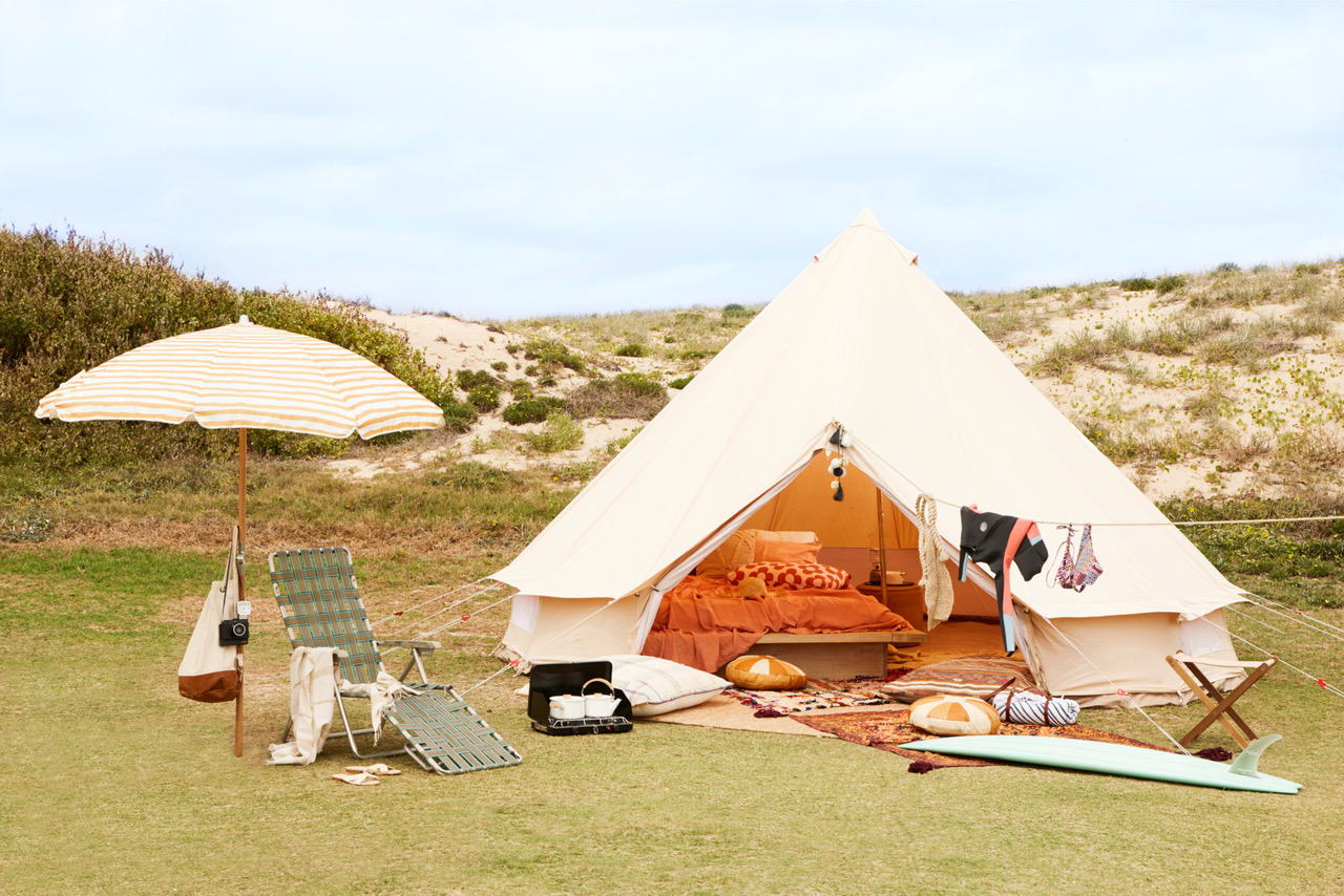 5m diameter bell tent ideal for gl&ing surftrips roadtrips travelling exploring luxury : canvas family tents australia - memphite.com