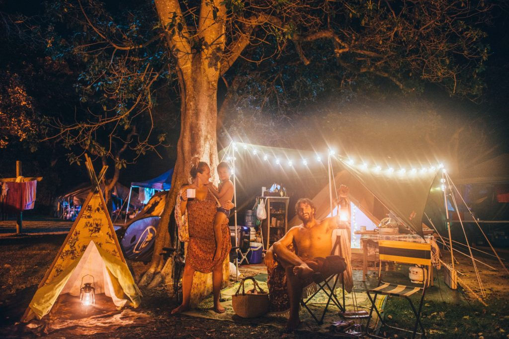 Title Lizzy-and-Spell-Family-Camping-Trip-Stradbroke-Island-2017_bellTent