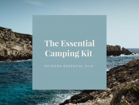 Doterra Essential Ols, Camping, Essential Camping, First Aid,