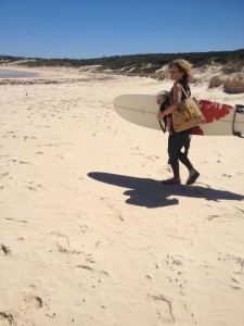 Surfing Mums Lucy Paton Founder Breathe Bell Tents Long Lasting Member