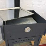Orland Stove Oven To go With Orland Glamping Stove for Bell Tent