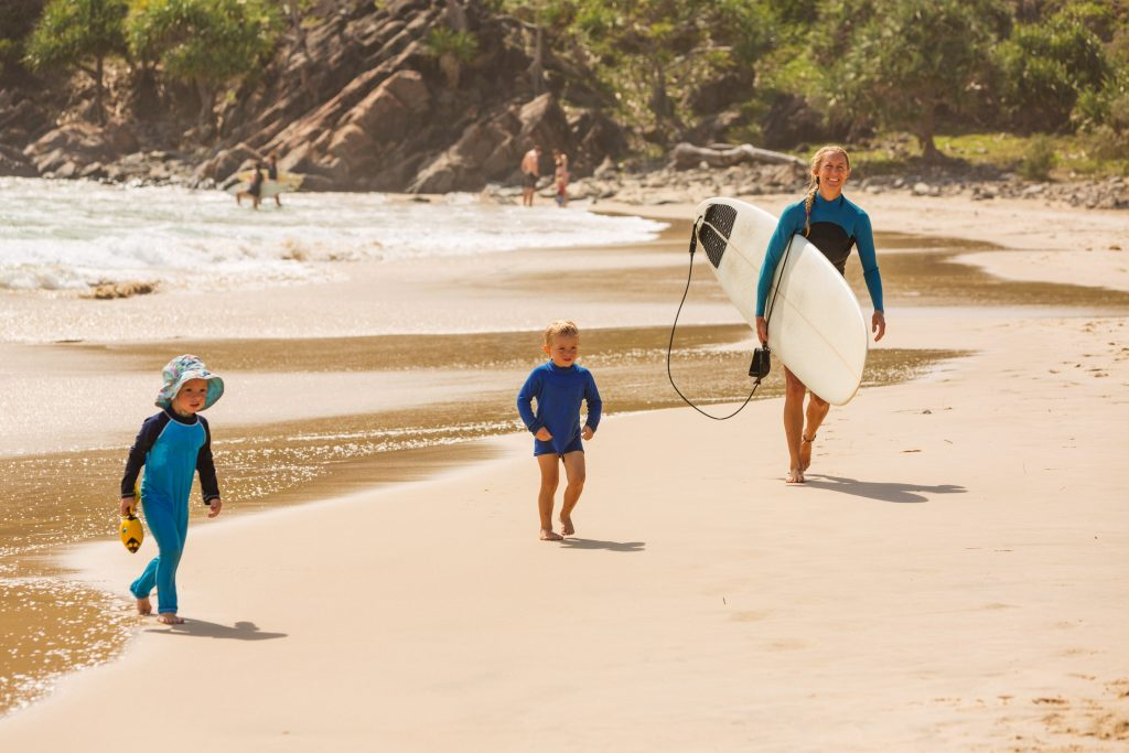 Surfing Mums Not For Profit Organization Bell Tent Sponsors