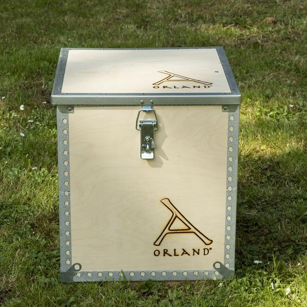 Orland Glamping Stove Bell Tent