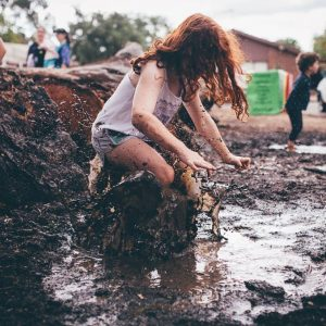 Nature Play SA John Tyndall Photography Festival of mud child development