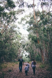 Nature Play SA Breathe Bell Tents Collaboration, taking play inside out. Explore. Nature. Australia. Camping. Tents. Canvas Tents
