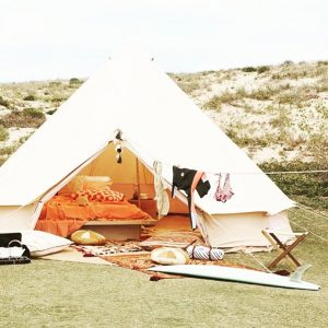 Camping Details Bell Tent, June 2017 Issue