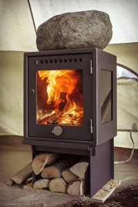 Orland Glamping Camp Stove Ideal for use in a Bell Tent for glamping, australia, Made in Denmark Imported to Australia