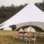 Starshade 1700 PRO Event tent, bell tent, weddings, parties, anniversaries, marquee tent