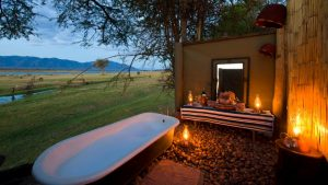 Glamping Bathroom Bell Tent Bathroom Under the stars, outside, bathing, outdoor shower, camping , glamping