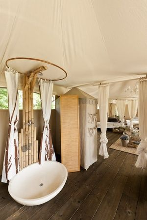 Glamping Bathrooms Amp Amenities Breathe Bell Tents Australia