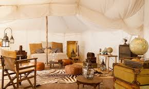 Glamping Desert Morocco Australia this is glamping, camping, canvas tents, desert, africa, safari tent, natural canvas tent, breathe, bell tent