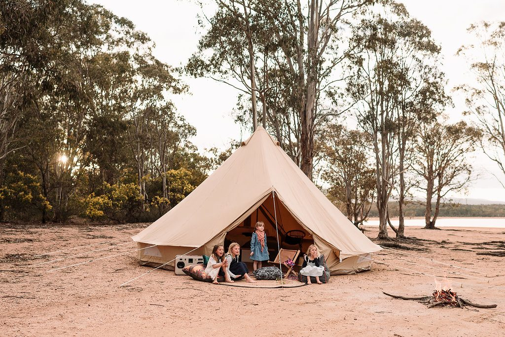 Boho Brights Glamping accessoires, luxury tent, luxury camping, camping in style, bohemian,Bell Tent, Breathe Bell Tent Australia, Outdoor Furnishings, Glamping, Luxury Camping, Boho. Safari Style tents, Canvas tent, family camping, natural canvas, collaboration, camp tent,