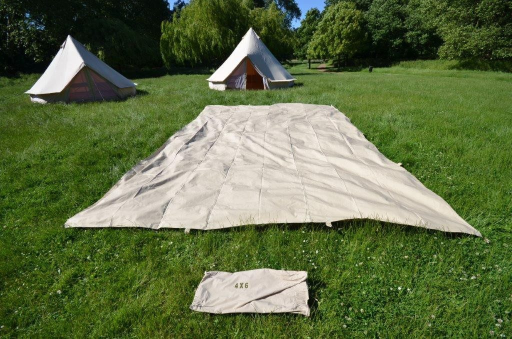 Awning Glamping Safari Glamour Natural Canvas Shelter Glamping Camp Shade Sunshade