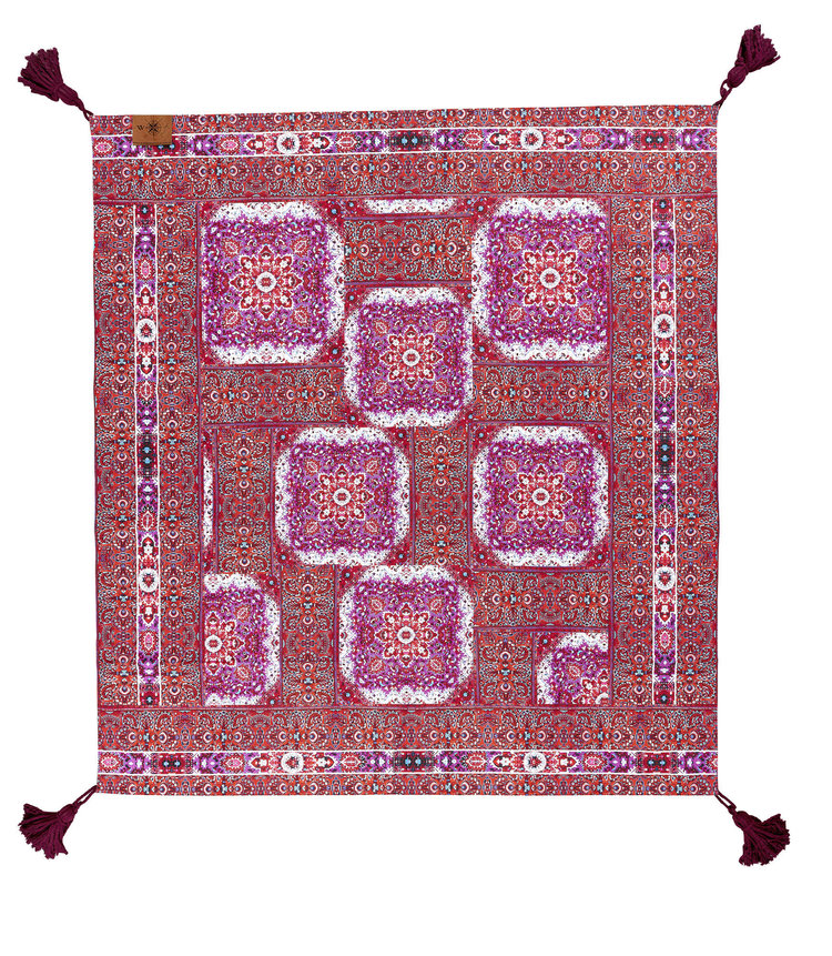 Wandering Folk Picnic Rug Ideal for your glamping experience bell tents